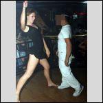 ...dancing...